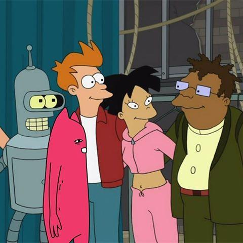 Abel and Futurama