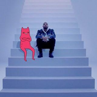 Abel and Drake video shoot