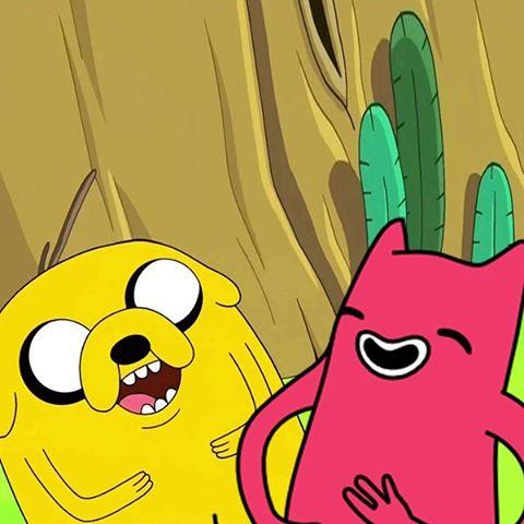 Abel, Finn and Jake jokes in Adventure Time
