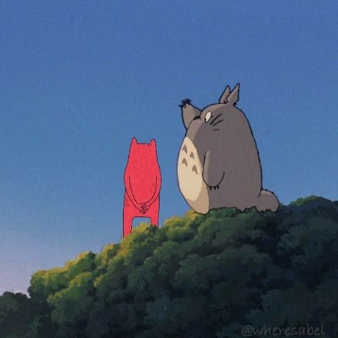 Abel and Totoro